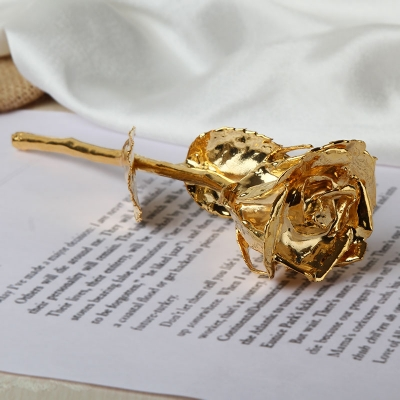 Gorgeous Golden Rose
