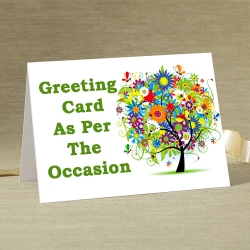 Occasions Greeting Card